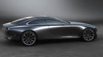 mazda vision coupe tokyo motor show s big sensuous 4
