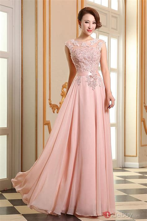8 Beautiful Cocktail Dresses by Prom Dress With Scoop Neckline Elite Wedding Looks