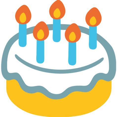 emoji birthday cake birthday cake emoji for facebook email sms id 7592
