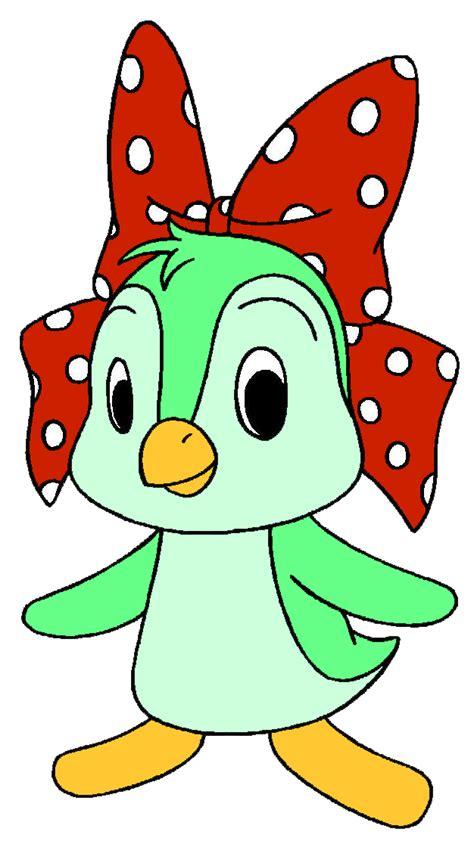 Polka Pinguin by Polka Dots The Penguin By Wanda92 On Deviantart