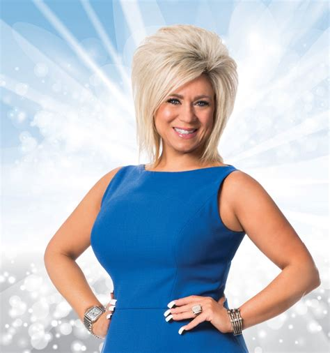 theresa caputo how old is she theresa caputo live the experience oklahoma magazine