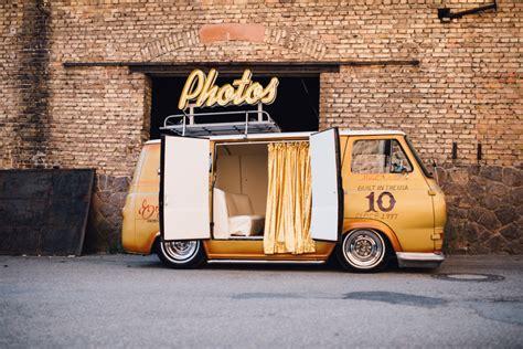 Neue Türen by Der Neue Trend Fotobus Statt Fotobox