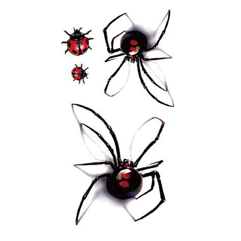 Spiderman Aufkleber Wasserfest by 3d Spinne Tattoos Werbeaktion Shop F 252 R Werbeaktion 3d