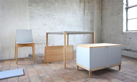 magnetic flat pack furniture easier to assemble than ikea magfurniture magnetic flat pack range by benjamin