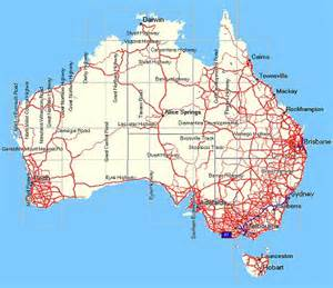 Maps map of australia political railway australia outline map