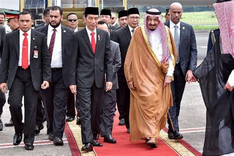Karpet Di Arab Saudi raja salman ini agenda raja arab saudi di gedung parlemen ri hari ini okezone news