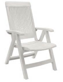 fauteuil de jardin fidji avec dossier r 233 glable grosfillex