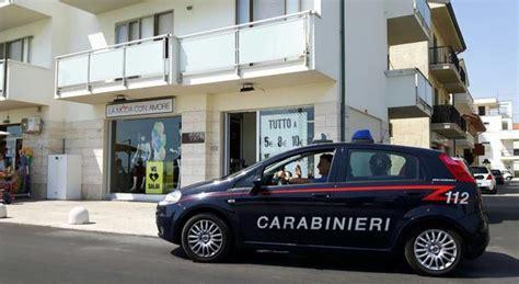carabinieri porto sant elpidio tre rapine una dopo l altra arrestato il bandito che