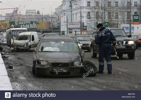 Auto Versicherung Fremder Fahrer by Moscow Car Stockfotos Moscow Car