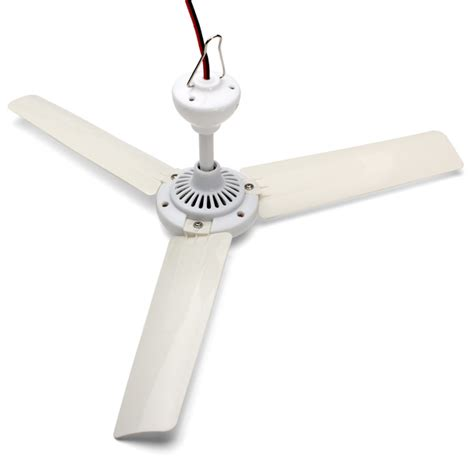 Battery Powered Ceiling Fan by Dc12v 5w 3 Leaves Plastic Mini Ceiling Fan With Brushless