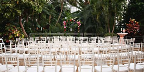 Wedding Venues Cincinnati Ohio by Krohn Conservatory Weddings Get Prices For Wedding