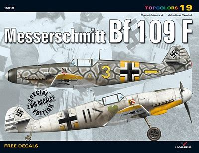 libro messerschmitt bf 109f monographs internet shop