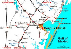corpus christi maps activities