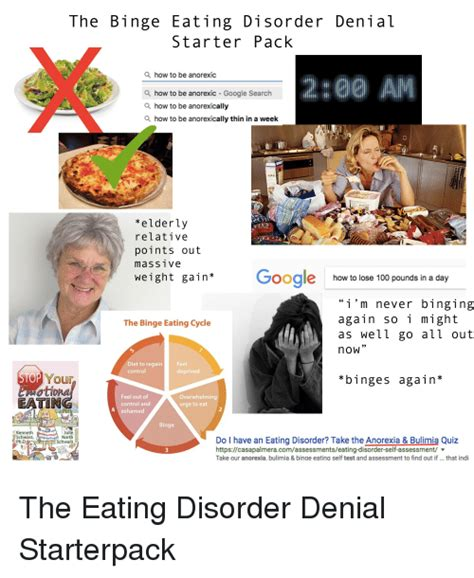 Eating Disorder Meme - search eating disorders memes on sizzle