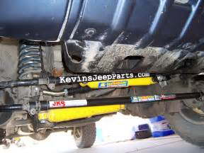 Jeep Xj Steering Stabilizer Wj Custom Steering Stabilizer Setup Kevinsoffroad