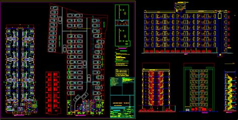 layout en autocad designer world auto cad apartment design dwg parking