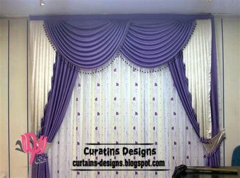 latest curtain styles top 15 purple curtains and windows treatments styles