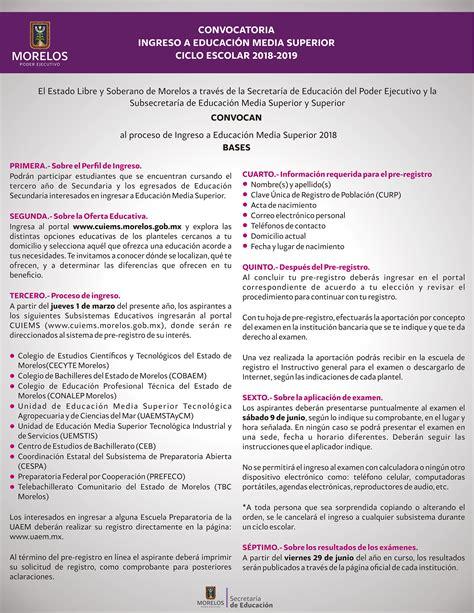 proceso admisin buap 2016 enero medicina convocatoria proceso de admisi 243 n 2018