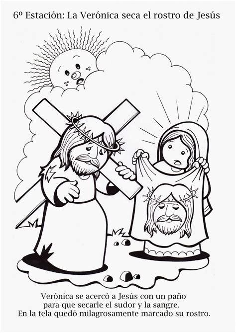 imagenes del via crucis en blanco y negro pasatiempos y crucigramas viacrucis para iluminar