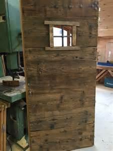 fabrication porte d int 233 rieur en d entr 233 e en vieux bois