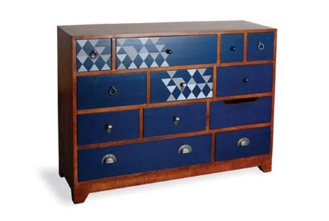 navy blue chest of drawers uk aztec multi drawer chest in navy blue absolute home