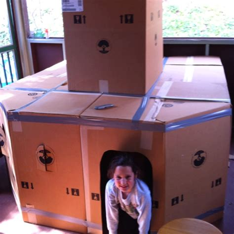 how to make cool boxes 14 best images about box fort on diy cardboard