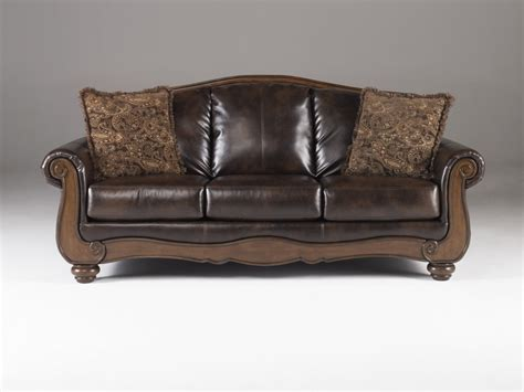 furniture signature design barcelona antique sofa