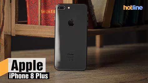 apple iphone 8 plus обзор смартфона