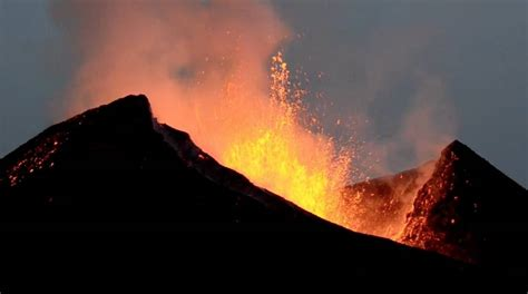 Rtm Giveaway - mount nyamuragira erupts in dr congo rtm rightthisminute