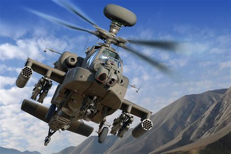 Apache Top s 10 best attack helicopters in the world