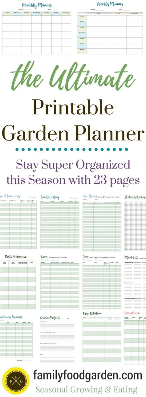printable garden journal 25 best garden journal ideas on pinterest garden