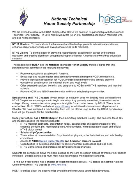 Recommendation Letter For Honors College Writing A Letter Of Recommendation For A Student National Honor Society