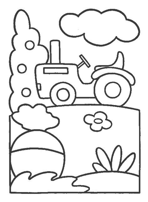 S Dessin Coloriage A Dessiner Tracteur Remorque Imprimer L