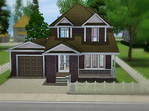 Interesting House Plans by Daniela Costa S Craftsman Family House