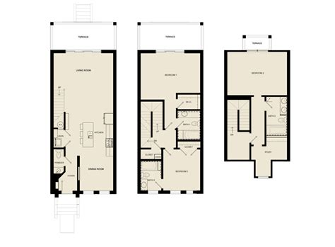 Providence Homes Floor Plans Ocean Front 3 Story Townhome Secure Luxury Bahamas