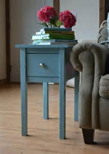 cottage style end tables narrow cottage style end table for the home