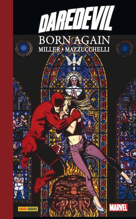 libro daredevil by frank miller en el d 237 a del libro regala tebeos daredevil born again zona negativa