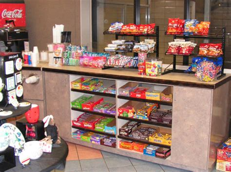 Kitchen Countertops And Cabinets Candy Counter And Pop Stand Kc Wood