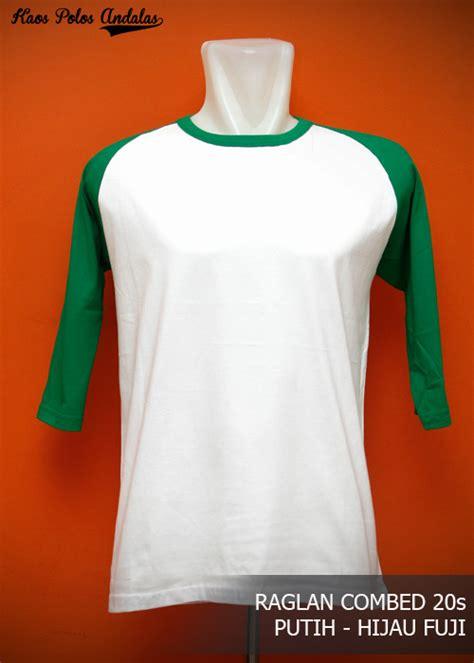 Grosir Kaos Raglan Polos Murah kaos polos raglan lengan 3 4 cotton combed 20s grosir kaos polos murah dan terlengkap