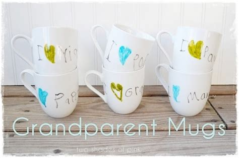 Handmade Grandparent Gifts - here are the best gift ideas to make for your grandparents