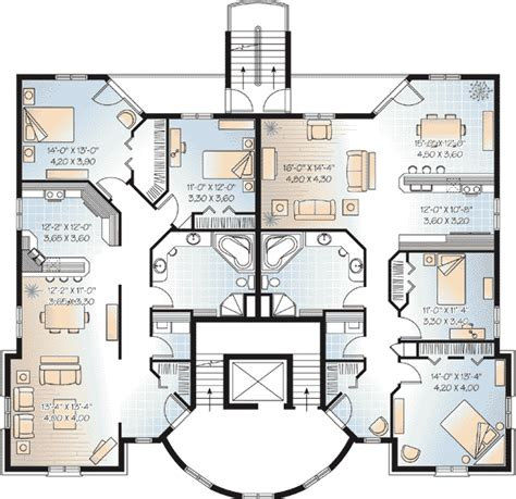 floor plan 3 storey commercial building three story home plans 3 story houses at eplanscom urban