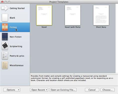17 best images about writing scrivener on pinterest