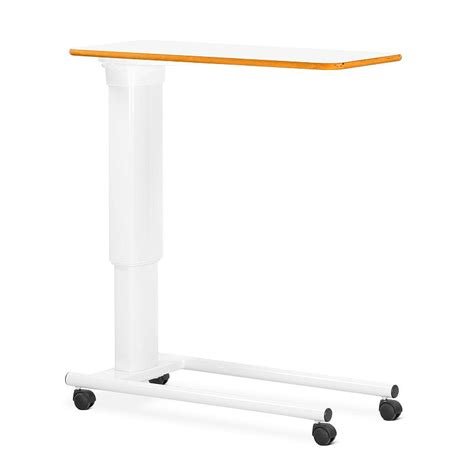 Melamine Table by Bristol Melamine Flat Top Overbed Table Sports
