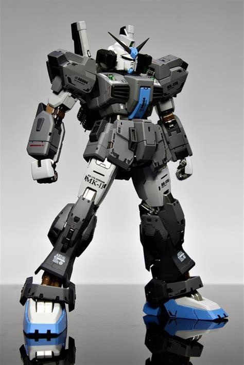rg rx  gundam mk ii full armor ver custom work