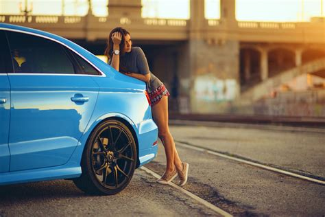 wallpaper girl and car beautiful girls and cars wallpapers pictures