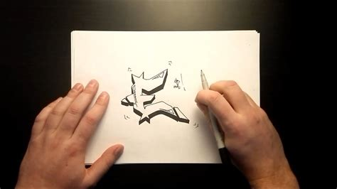 graffiti  zeichnen   draw graffiti buchstaben