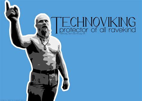 Know Your Meme Techno Viking - image gallery technoviking obey