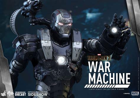 War Machine Diecast Toys Ironman Figure war machine iron 2 diecast actionfigur