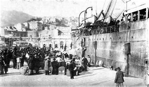 ufficio immigrazione genova italia pi 249 emigranti che immigrati lineadiretta24 it