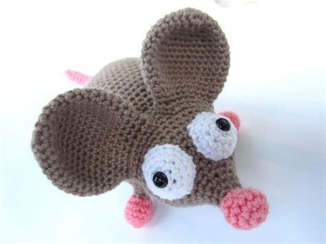 amigurumi pattern mouse amigurumi mouse crochet pattern